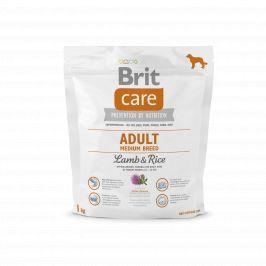 Brit Care Adult Medium Breed Lamb & Rice 1kg
