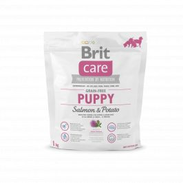 Brit Care Grain Free Puppy Salmon & Potato 1kg