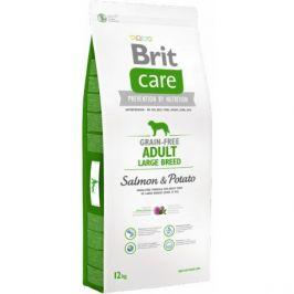 Brit Care Grain Free Adult Large Breed Salmon & Potato 12kg