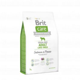 Brit Care Grain Free Adult Large Breed Salmon & Potato 3kg
