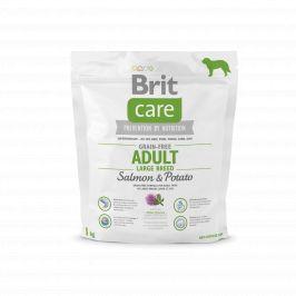 Brit Care Grain Free Adult Large Breed Salmon & Potato 1kg