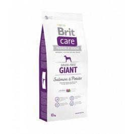 Brit Care Grain Free Giant Salmon & Potato 12kg