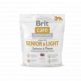 Brit Care Grain Free Senior Light Salmon & Potato 1kg