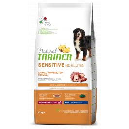 Trainer Natural Sensitive No gluten Adult M/M kachna 12kg