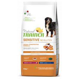 Trainer Sensitive No Gluten Adult M/M Fish&Maize 12kg