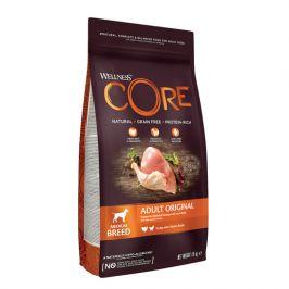Wellness CORE Original Turkey with Chicken Recipe 1,8kg