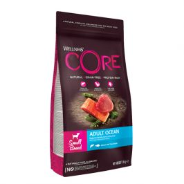 Wellness CORE Small Breed Ocean Salmon Recipe 1,5kg