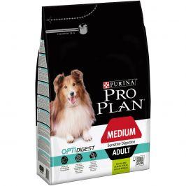 Purina Pro Plan Dog OptiDigest Medium Adult Sensitive Digestion jehně 3kg