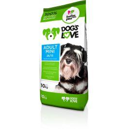 Nativia Dogs love Adult Mini 10kg