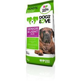 Nativia Dogs love Senior&light 3kg