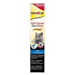 Gimcat Multi-vitamin Duo pasta s tuňákem 50 g