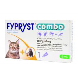 Krka Fypryst combo spot-on (kocky a fretky)