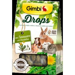Gimborn I DROPS pro hlodavce s pampeliskou 50g