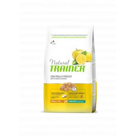 TRAINER Natural Small&Toy Maturity Cerstve kure 800g