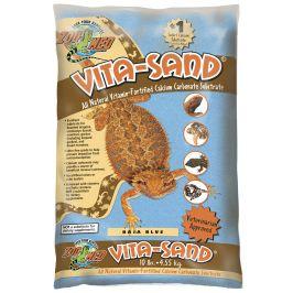 Zoomed Vita-Sand® Terarijní písek - modráý