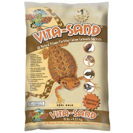 Zoomed Vita-Sand® Terarijní písek - zlatá