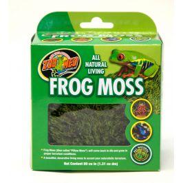 Zoomed Přírodní terarijní mech Natural Frog Moss