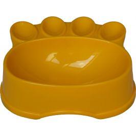 PETplast Plastová miska ve tvaru packy