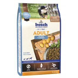 BOSCH HPC Adult Fish & Potato 3kg (expirace: 23.2.2021)