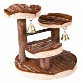 Huhubamboo dřevěná hračka pro hlodavce