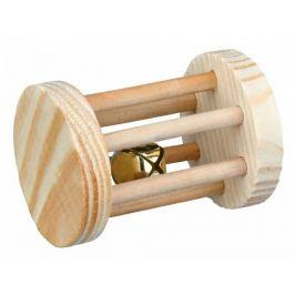 Huhubamboo dřevěná hračka se zvonkem