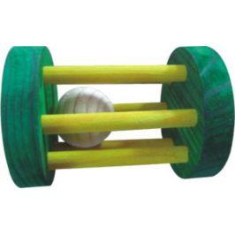 Huhubamboo dřevěná hračka - míček v kleci