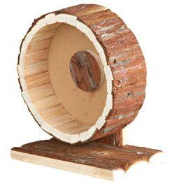 Huhubamboo přírodní Dřevěný kolotoč 16cm