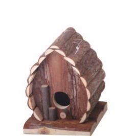 Huhubamboo Domek přírodní srdce