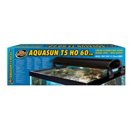 "ZooMed kryt AquaSun T5 """"High Output"""" 2x24W/60cm"""
