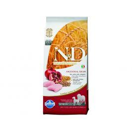 N&D Low Grain Senior Medium / Large Chicken & Pomegranate 12kg