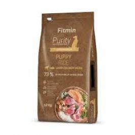 Fitmin dog Purity Rice Puppy Lamb&Salmon - 12 kg