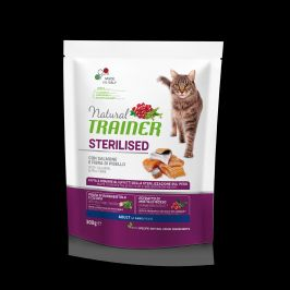 Trainer Natural Cat Sterilised losos 300g