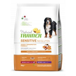 Trainer Natural Sensitive No gluten Maturity M/M losos 3kg