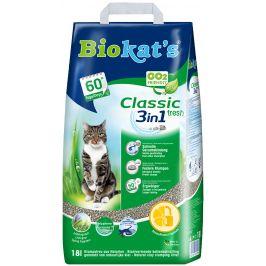 Biokat's Podestýlka Biokats classic fresh 18l