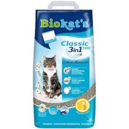 Podestýlka Biokat's Natural Cotton Blossom 5kg