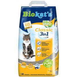 Podestýlka Biokat's Classis 18l