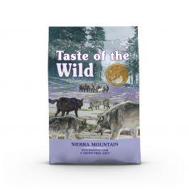 Taste of the Wild Sierra Mountain Canine 12,2kg