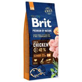 Brit Premium by Nature Senior S+M 15kg
