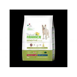 TRAINER Natural SENSITIVE Plus Adult M/M kůň 3kg