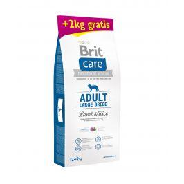 Brit Care Adult LB Lamb & Rice 12+2 kg ZDARMA