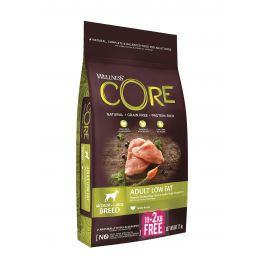 Wellness Core Dog Healthy Weight 10+2kg