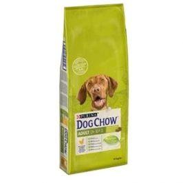 Dog Chow adult kuře 14 kg