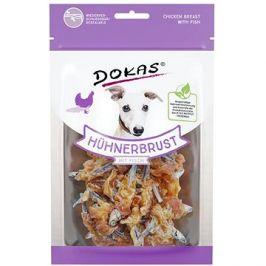 Dokas - Rybičky obalené kuřecím masem 70 g
