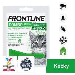 Frontline combo spot - on pro kočky 1× 0,5ml
