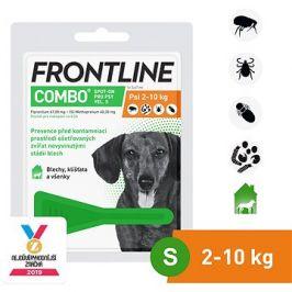 Frontline combo spot - on pro psy S (2 - 10 kg)
