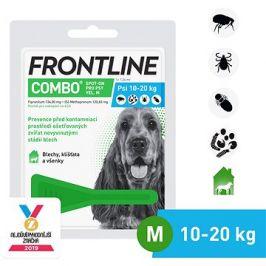 Frontline combo spot - on pro psy M (10 - 20 kg)