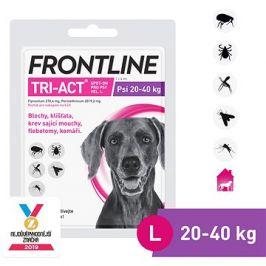 Frontline tri - act Spot - on pro psy L (20 - 40 kg)