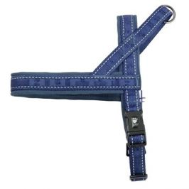 Postroj Hurtta Casual modrý 45cm