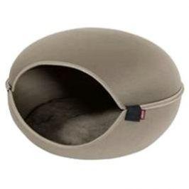 Pelech/domek pro kočky LOUNA béžová Zolux