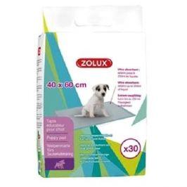 Podložka štěně 40×60cm ultra absorbent bal 30ks Zolux